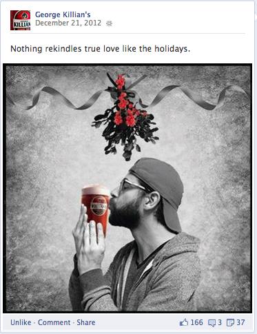 Killian's Facebook 12/21